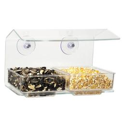 Aspects 002 Buffet Window Feeder with Double Seed Tray
