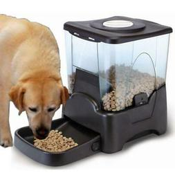 10L LCD Display Programmable Portion Contro Automatic Pet Fo