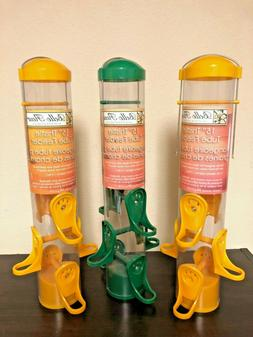 15 thistle tube bird feeder