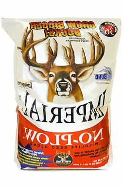 10 lb Whitetail Institute IMPERIAL NO PLOW Throw Seeds & GRO