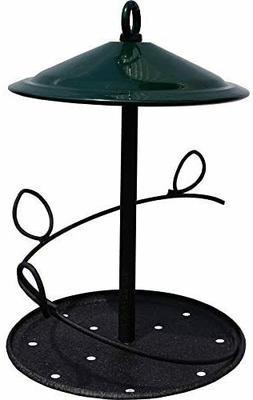 Pennington 2149629738 Bird Feeder, Green, Black