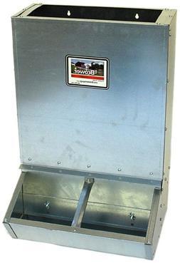 Brower 2HF Dry Lot Supplement Hog Feeder Brower New