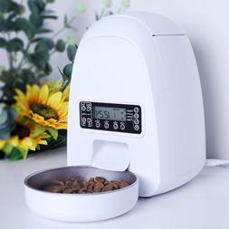 DOGNESS 2L Pet Feeder,Automatic Cat Feeder | Timed Programma