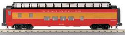 MTH 30-67480 Southern Pacific 60' Streamlined ABS Full-Lengt