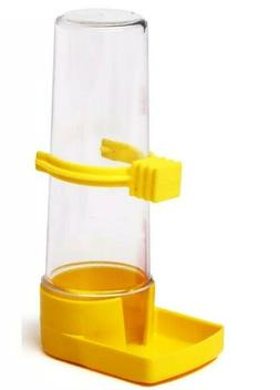 3 Bird Water dispensers Pet Drinker Feeders For Cage Budgie