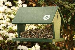 Songbird Essentials 4 Quart Hopper Feeder Driftwood