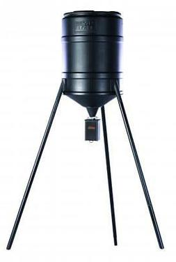 On Time Feeders 42200 Tomahawk VL Feeder with 150 lb Tripod