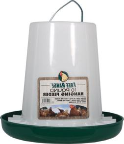 Harris Farms Llc Pet 4227 10 Lb Plastic Hanging Poultry Feed