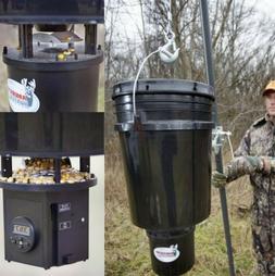 5 Gallon Hunter Digital Timer Hanging Bucket Deer Game Herd