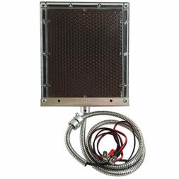 Highwild 6-Volt Solar Panel to Recharge Deer Game Feeder Bat