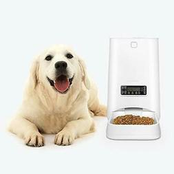 DOGNESS 6L Pet FeederAutomatic Cat Feeder | Timed Programmab