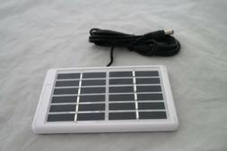 6V 1.2W GAME CAMERA / FEEDER SOLAR PANEL POWERED 6VOLT 1.2WA