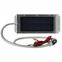 6V Solar Panel Charger *for* 6V 4.5Ah Deer Game Feeder Batte