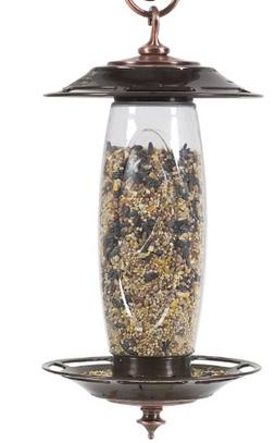 Perky-Pet Sip or Seed Wild Bird Feeder