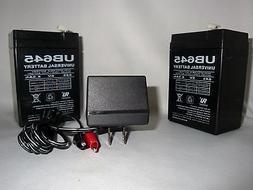 UPG 85998/D5733 Sealed Lead Acid Batteries