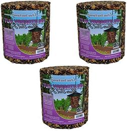 Pine Tree Farm Fruit Berry Nut Classic Seed Log, 32-Ounce