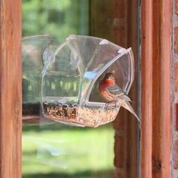 Perky Pet Acrylic Window Bird Feeder