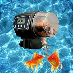 Adjustable Automatic Fish Feeder for Aquarium Fish Tank Digi