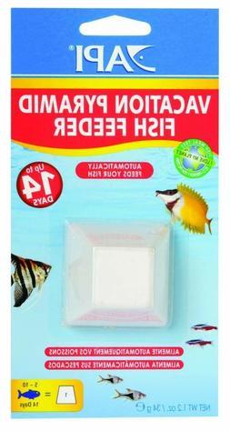 Aquarium Pharmaceuticals AAP71A Vacation Pyramid Fish Feeder