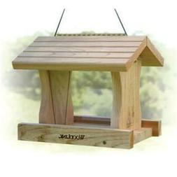WoodLink AT3 11 in. Deluxe Cedar Feeder