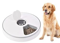 PawsTrust Automatic Dog Cat Rabbit Small Animal Pet Food Fee