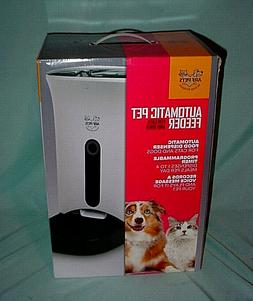 Arf Pets Automatic Feeder Food Dispenser Dogs Cats Small Ani