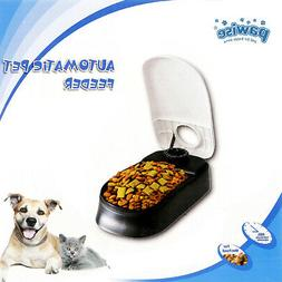 Automatic  Pet Feeder Dog Timing Feeder Pet Dry Food Dispens