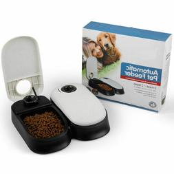 Automatic Pet Feeder Dogs, Cats, Small Animals, Auto Pet Foo