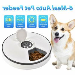 automatic pet feeder food dispenser dogs cats