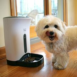 Automatic Pet Feeder Food Dispenser for Dogs, Cats & Small A