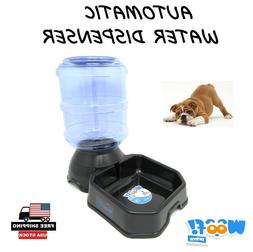 Automatic Pet Water Dispenser Fountain Cat Dog Auto Drinking