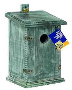 Gardman Wild Bird BA02046 Flat Roof Clipper Nest Box