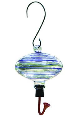 Gardman Wild Bird BA05702 Blue Swirl Oval Feeder