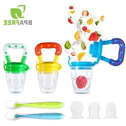 Baby Food Feeder, YCGRE Reusable Fresh Fruit Feeder Pacifier