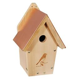 WoodLink BB303 Coppertop Bluebird House