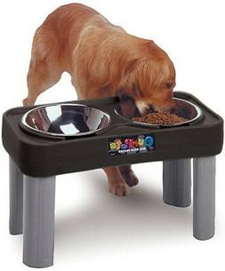 "Big Dog Feeder for Dogs & Pets - 16"" H - Raised Eating Stati"