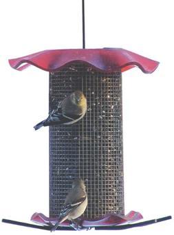 Bird's Choice 3 Qt. Nyjer Feeder - Red