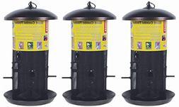 Stokes Select Bird Feeder, Giant Combo Outdoor Bird Feeder,