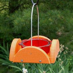 Woodlink Bird Home Going Green Oriole Feeder - Orange
