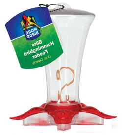 More Birds Hummingbird Feeder 13 Oz