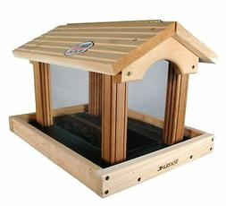 Brand New Woodlink PRO4 Premier Cedar Bird Feeder