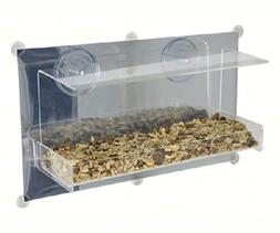Songbird Essentials Clear View Deluxe Open Diner Mirrored Wi