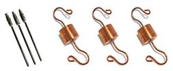 Tip-Top Garden Supply Copper Hummingbird Feeder Ant Trap by,