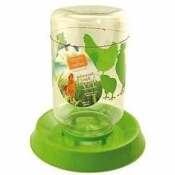 Lixit Corporation SLX0637 128-Ounce Chicken Feeder and Water