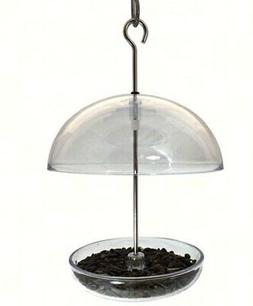 cute chickadee feeder domed multi
