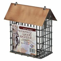Woodlink DCOPSUET Coppertop Double Suet Cage Feeder