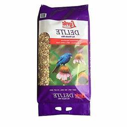 Lyric Delite High Protein No Waste Mix Bird Food - 20 lb. ba