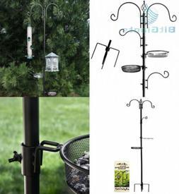 Deluxe Bird Feeding Station for Outdoors: Feeders Outside -