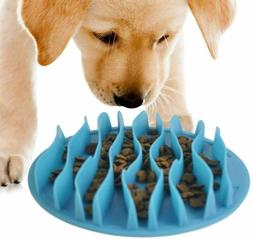 dog cat slow feed interactive bloat stop