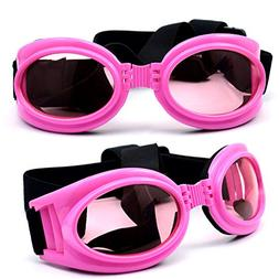 WESTLINK Dog Sunglasses Eye Wear UV Protection Goggles Pet F